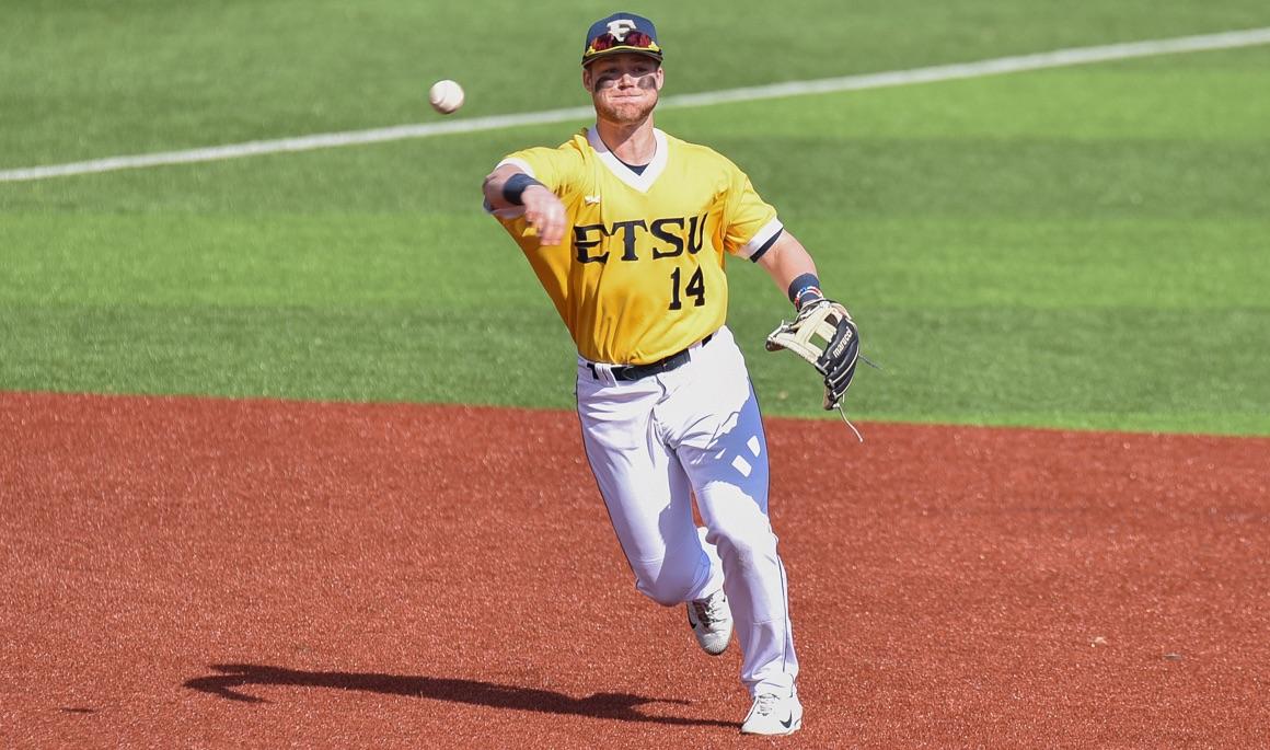 ETSU wins third-straight series as Bucs down Western Michigan 12-8
