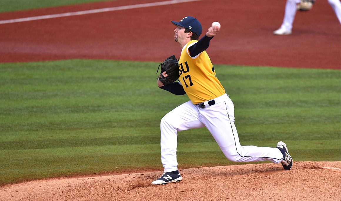Pitching shines in double-header sweep of Gardner-Webb