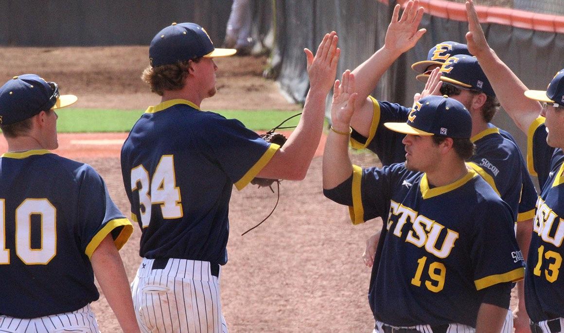 Baseball begins season-long home swing Friday with UNCG