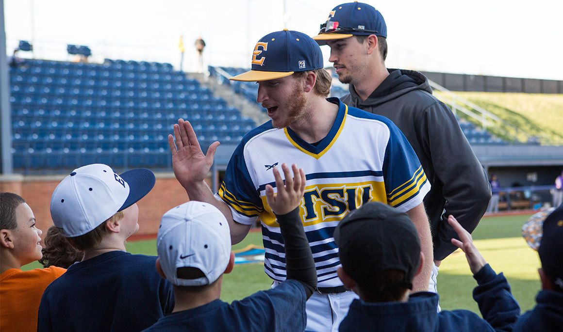 Bucs host non-conference series with William & Mary