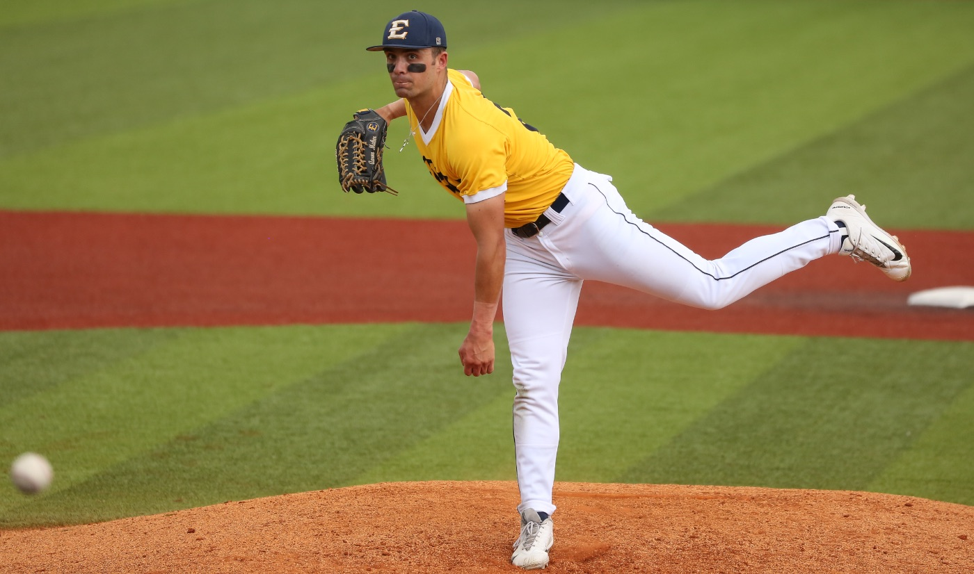 BUCS SWEEP! ETSU rallies past William & Mary with a four-run eighth inning
