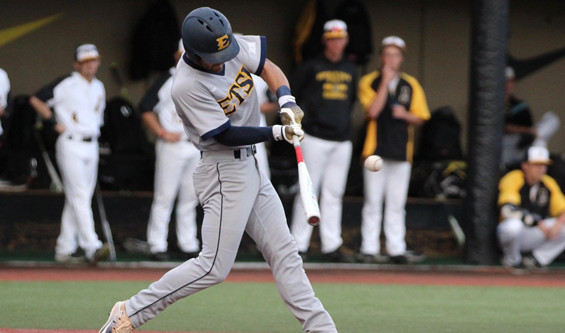 ETSU falters in ninth inning as Mountaineers deliver walk-off homer