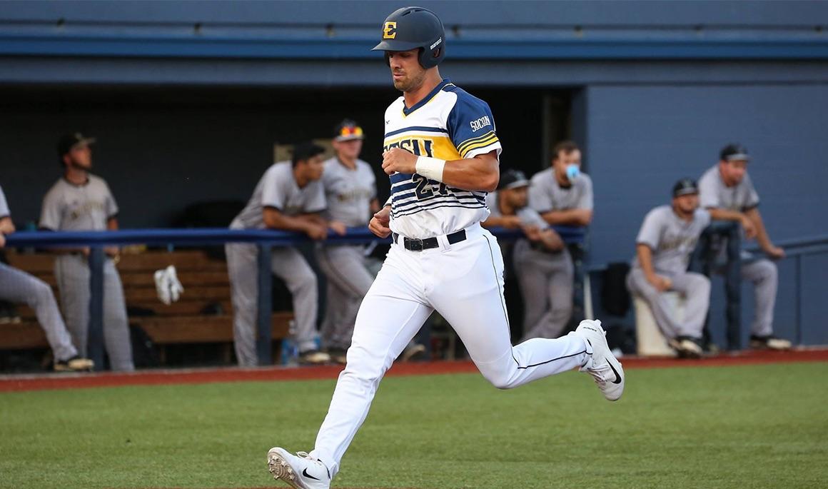 ETSU allows five home runs as Wofford upends Bucs 14-5