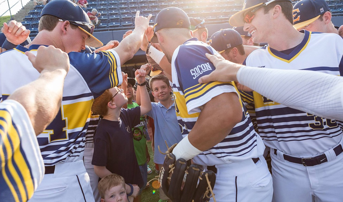 ETSU begins final home stand Tuesday with Radford