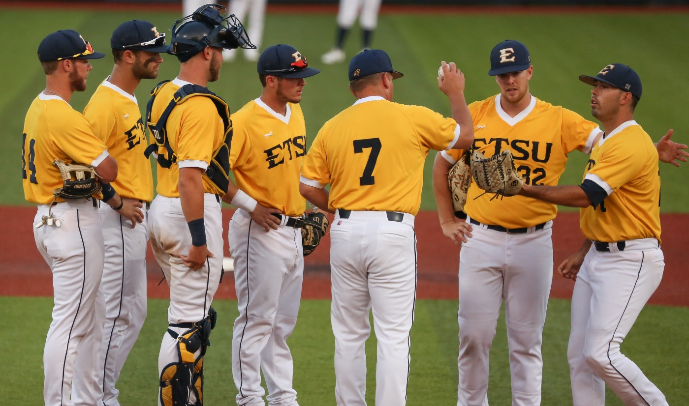 Bucs edged by Bulldogs 6-4 in home finale