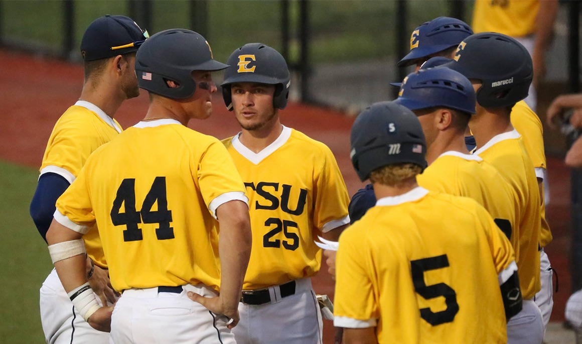 ETSU travels to VMI for pivotal SoCon series