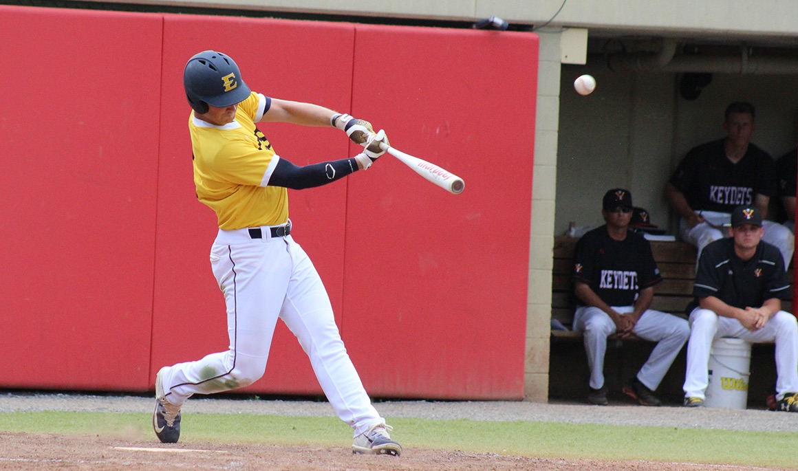 HOW SWEEP IT IS! Five-run seventh inning too much for VMI as the Bucs down Keydets 9-3