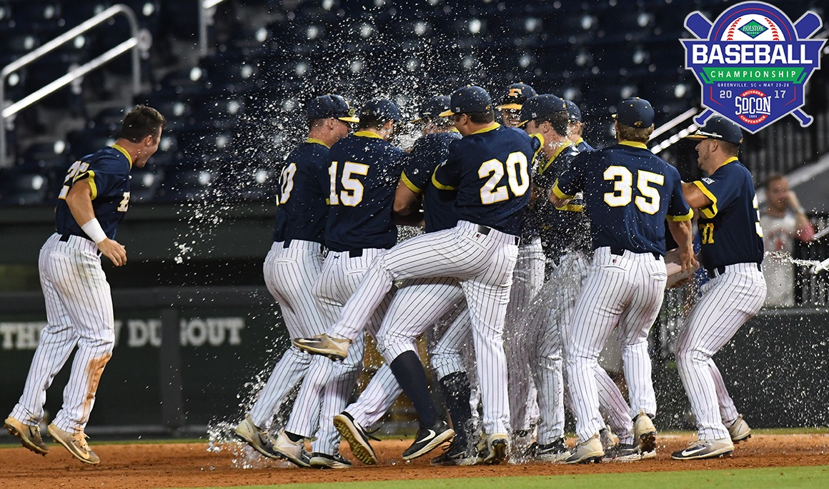 Cardiac Bucs do it again; Maher's walk-off single rallies ETSU past VMI, 12-11