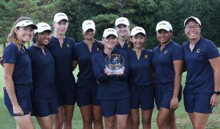 ETSU women's golf sweep titles at Terrier Intercollegiate