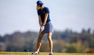 Melecka paces Bucs on opening day of Mercer Invitational