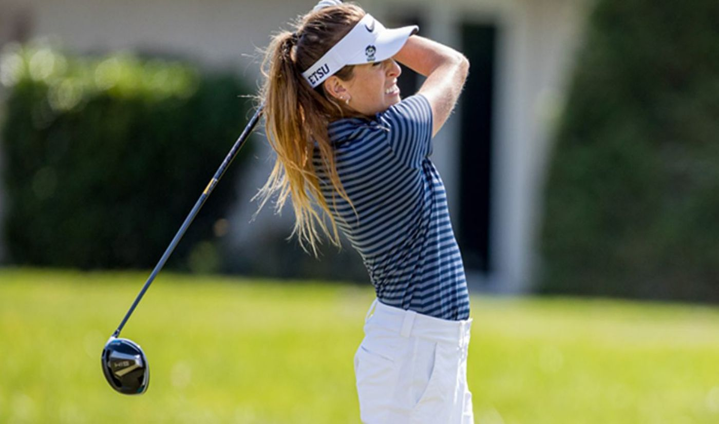 Two Bucs post top-10 finishes at River Landing Classic; ETSU places third