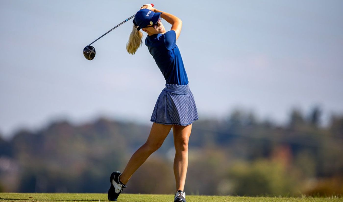 Melecka in contention at Pinetree Women's Collegiate