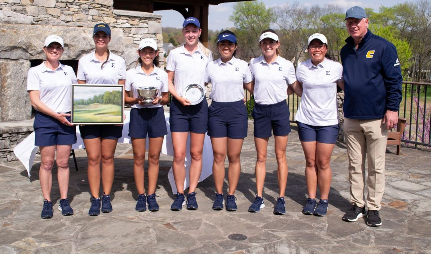 ETSU women's golf sweep titles at Chattanooga Classic