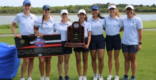 SOCON CHAMPS!!! ETSU women's golf uses late rally to capture crown