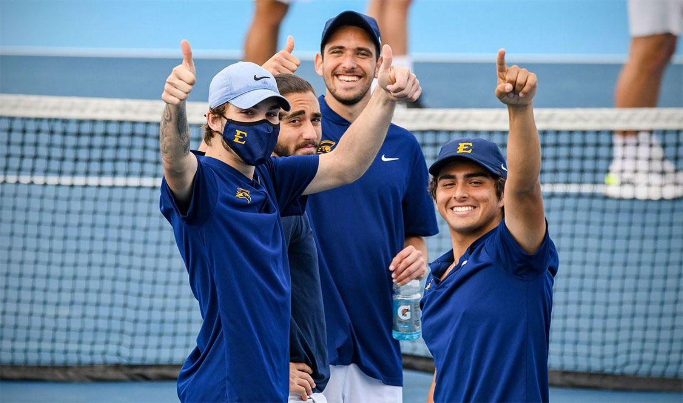 Men's Tennis Heading to the Carolinas