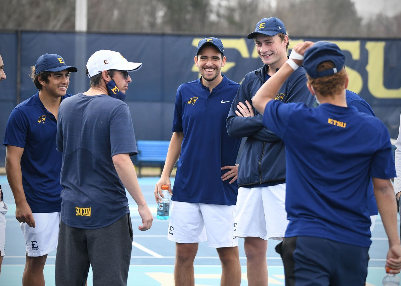 Bucs Ready for Middle Georgia Swing