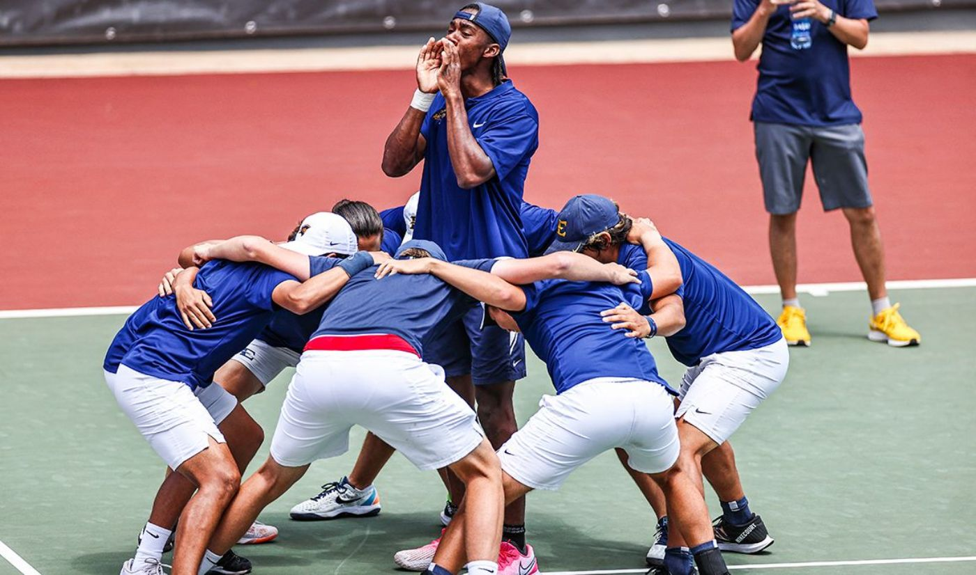 Bucs Ousted in NCAA First Round