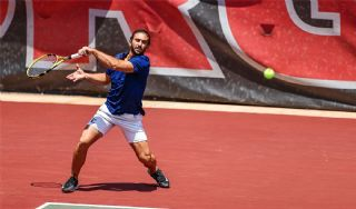 Badra Opens NCAA Singles Championship on Sunday