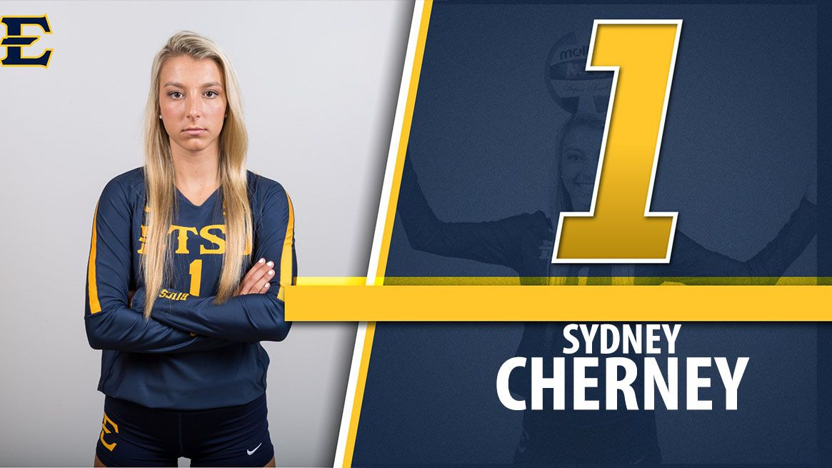 Meet Sydney Cherney