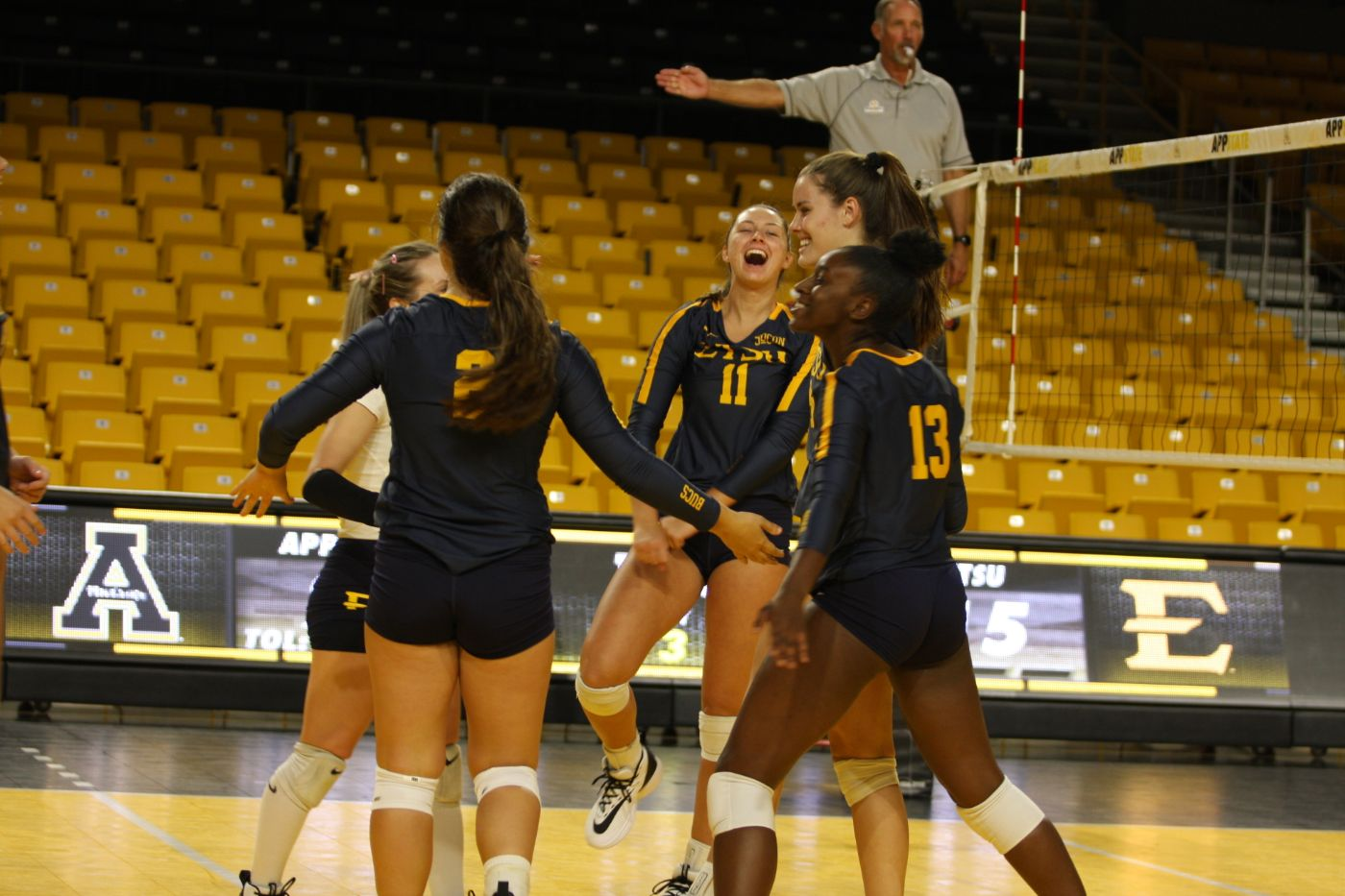 Volleyball Set to Open 2019 Campaign at Jacksonville State Invite
