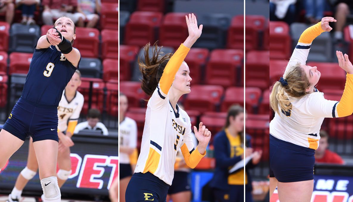 Massey, Arnold and Popovic Tabbed to All-Tournament Team