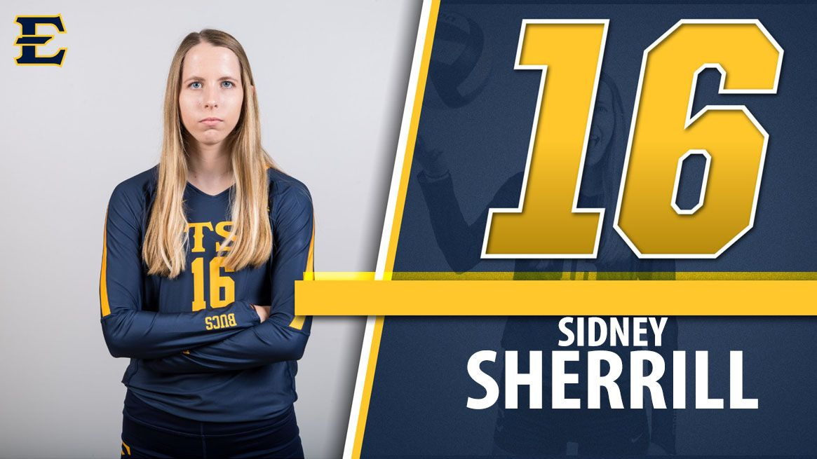 Meet Sidney Sherrill