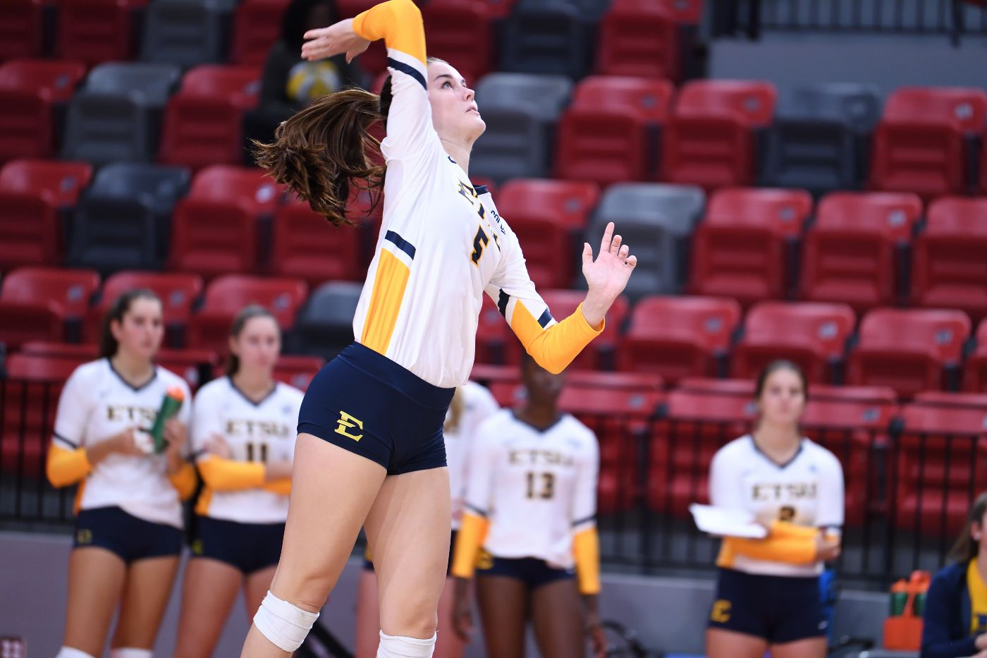 Massey Awarded TSWA Volleyball Player of the Week