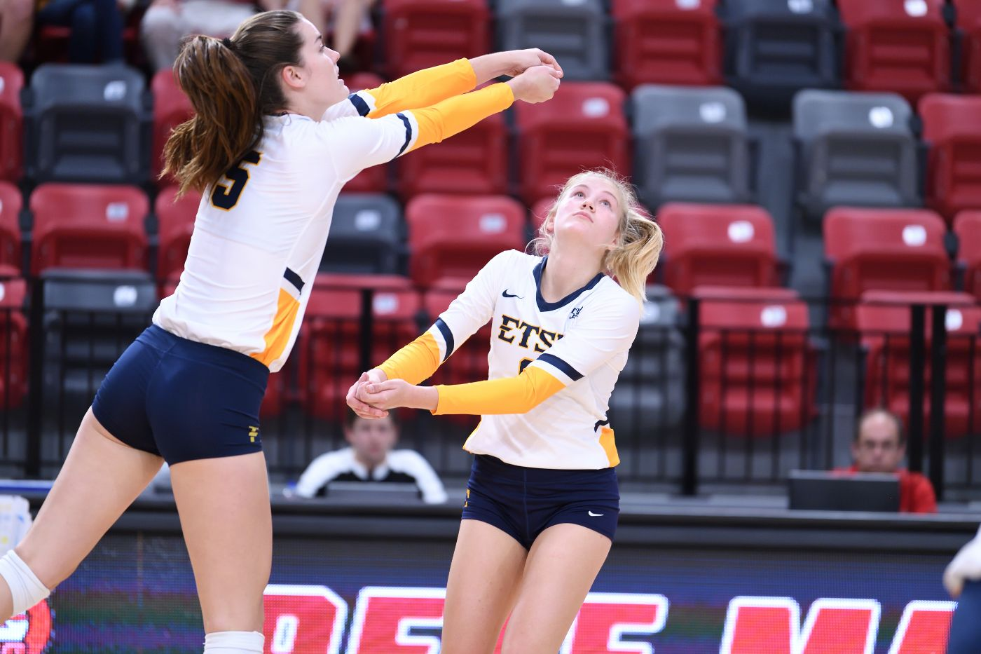 ETSU Sweeps Final Day of Tennessee Classic