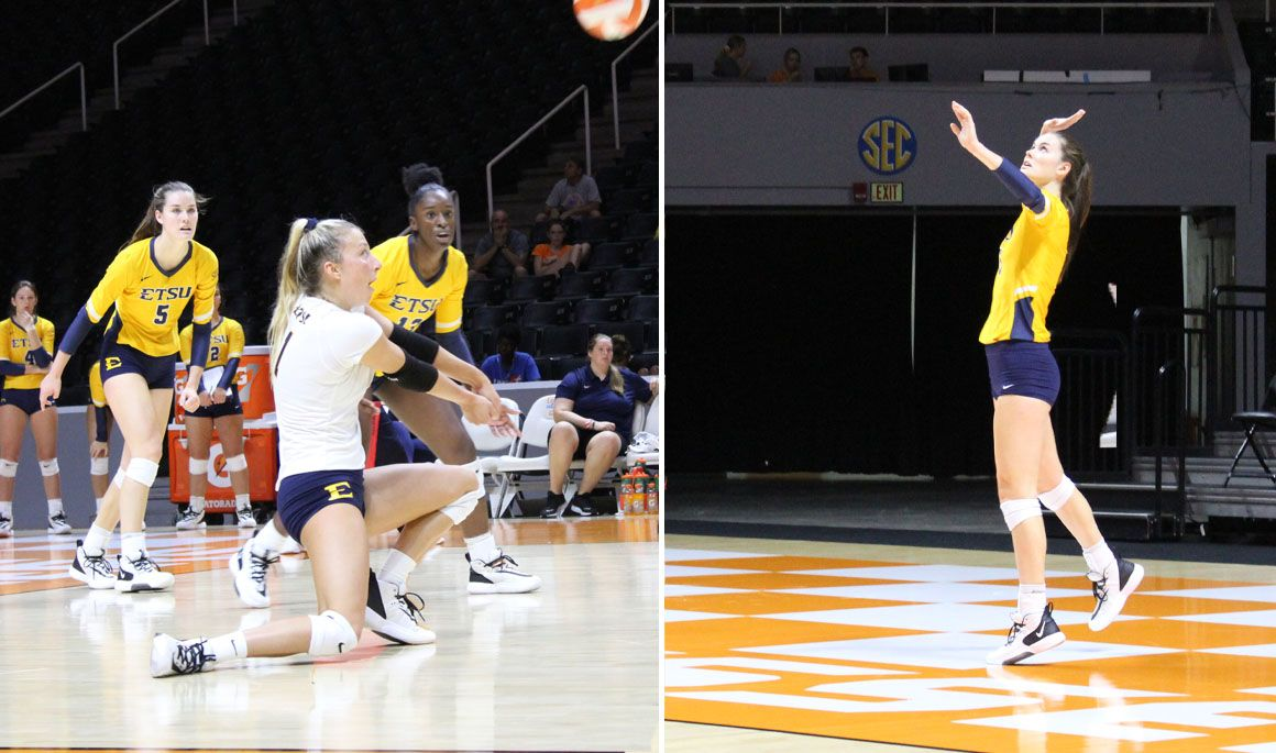 Massey and Cherney Tabbed to Tennessee Classic All-Tournament Team