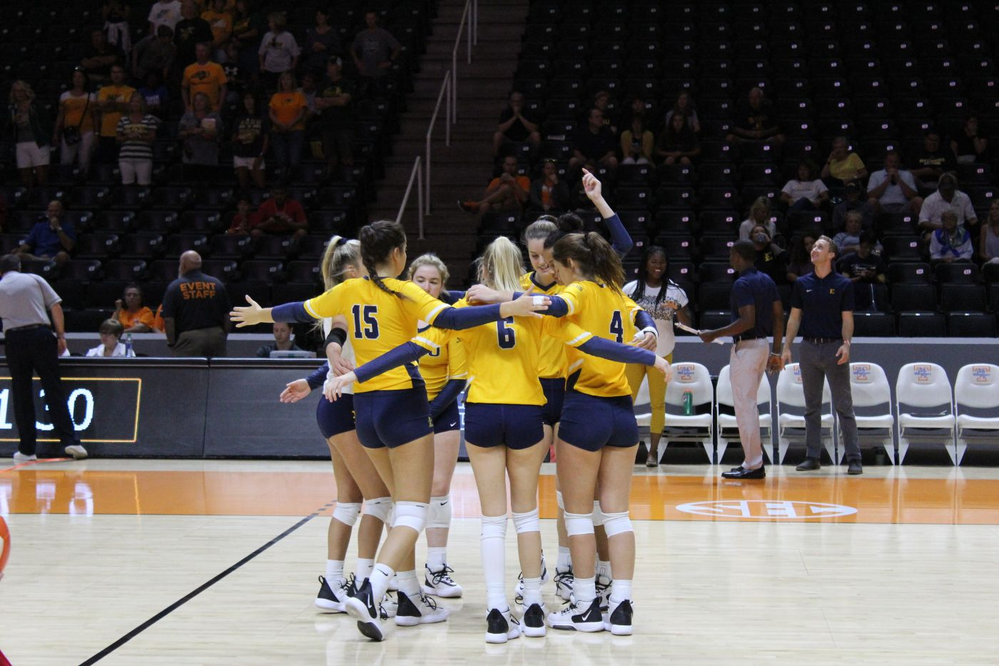Bucs Begin Conference Play This Weekend