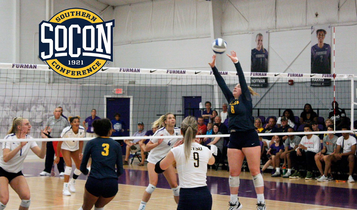 Arnold Logs Back-to-Back Weekly SoCon Honors