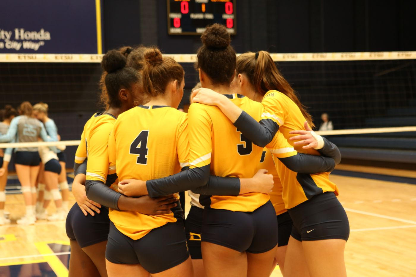 Bucs Host Bears and Mocs in Brooks this Weekend