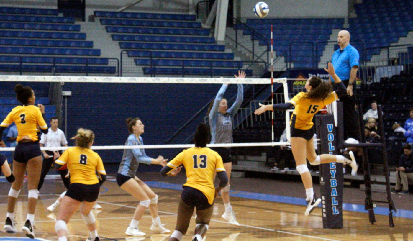 ETSU's Strong Offense Leads Bucs to 3-1 Victory over The Citadel