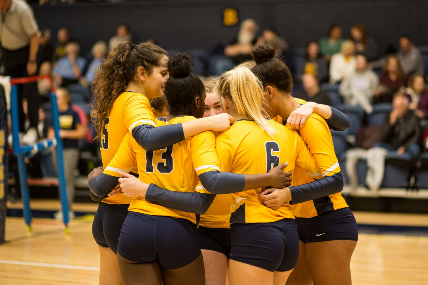 Volleyball Opens 2021 Spring Campaign at Furman