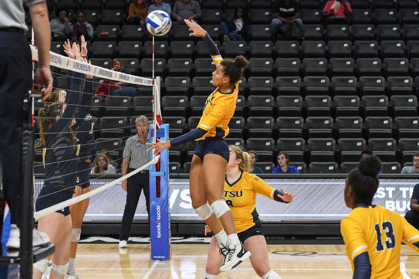 Bucs Defeat Spartans in Four, Advance to SoCon Semifinals