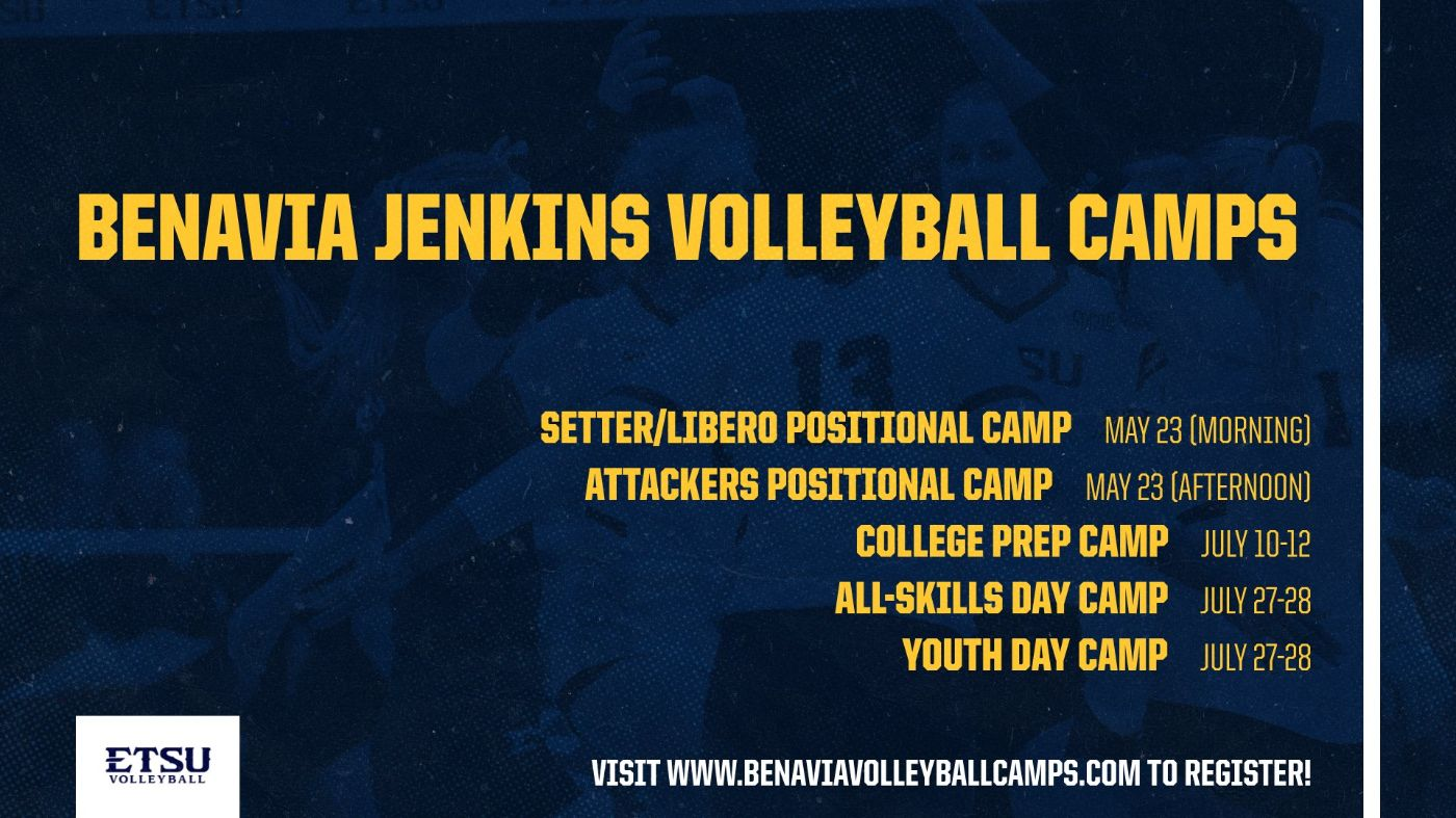 Volleyball Releases Summer Camp Information