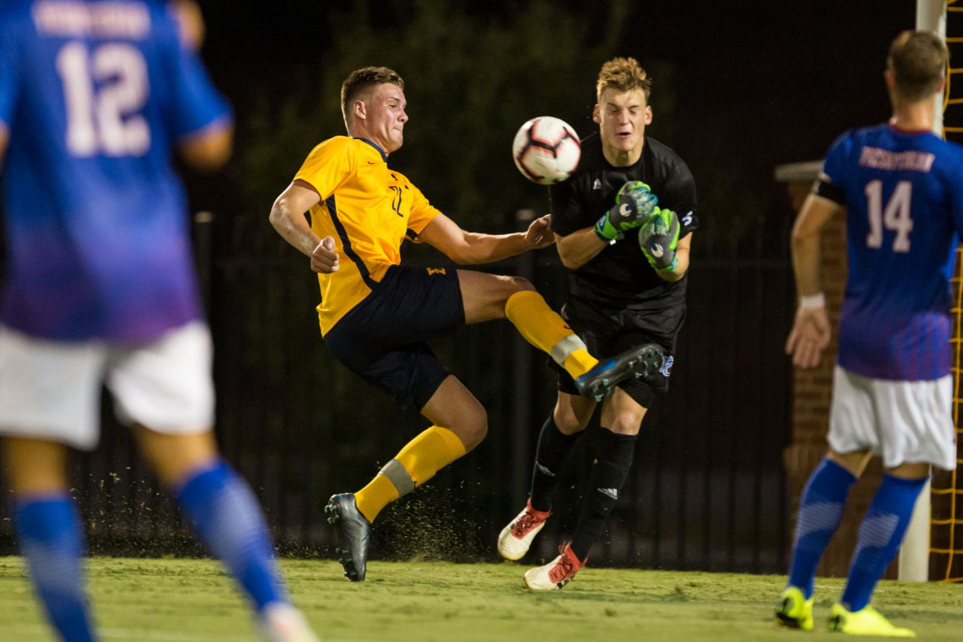 Bucs Early Offense and Strong Defense Earn 2-0 Clean Sheet Against High Point