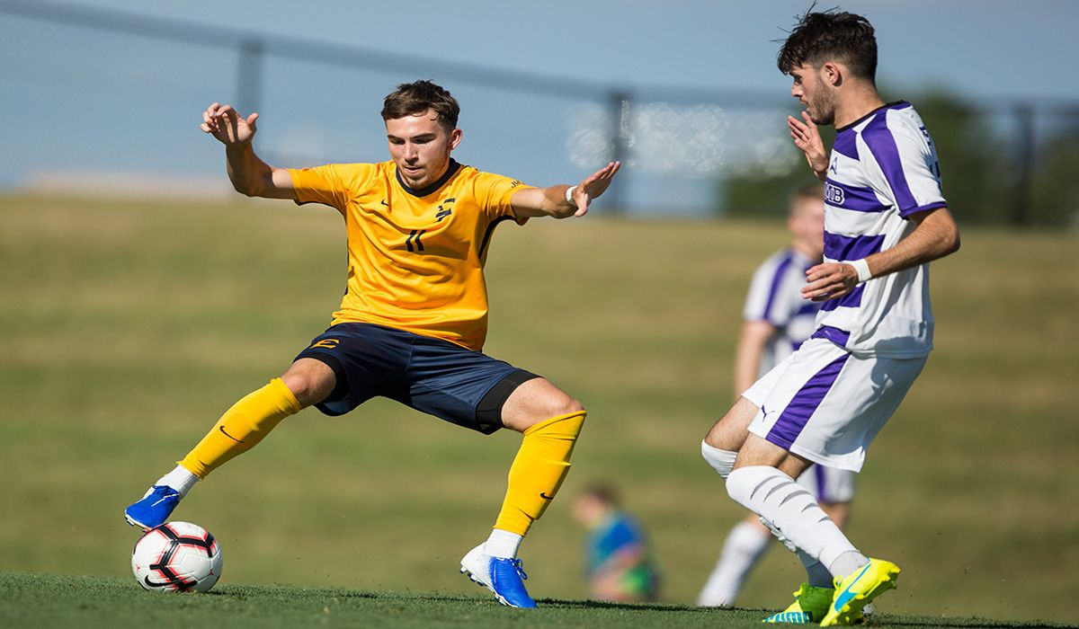 Late Strike Evens Honors Against App State