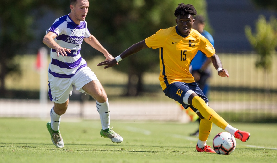 Balanced attack carries Bucs to 3-0 win at VMI