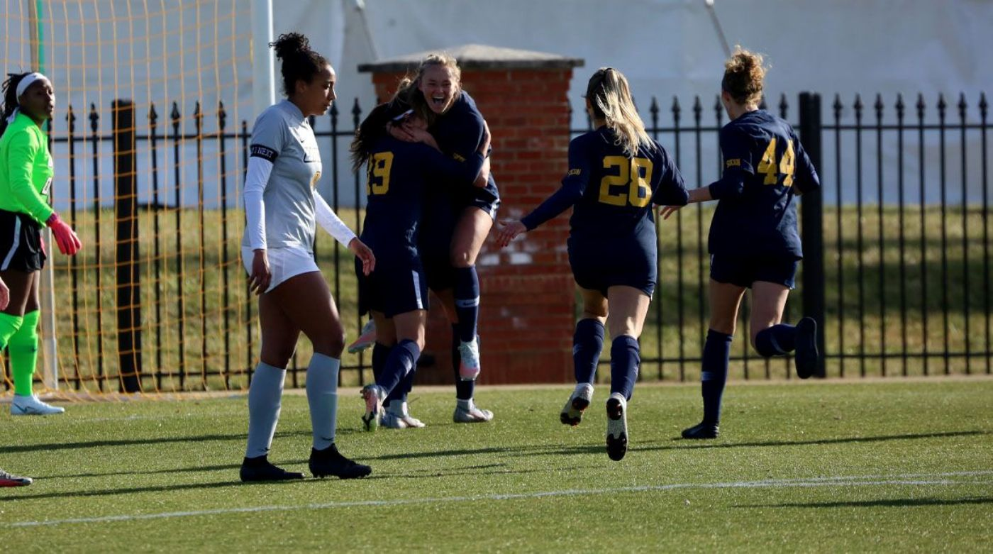 Bucs Propelled by Dynamic Offense in 2-1 Conference Win Against Spartans