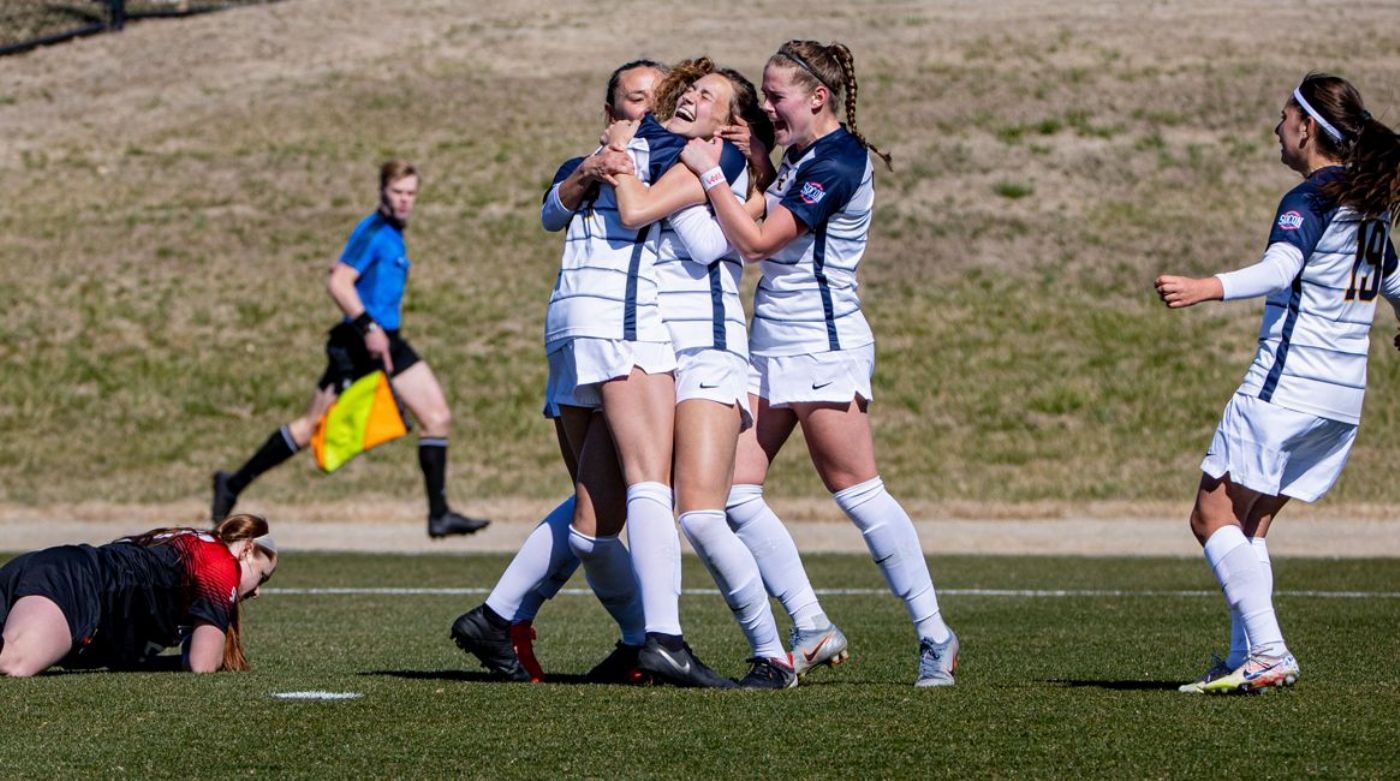 Bucs Recover for Draw Against VMI to Remain Unbeaten in SoCon Play