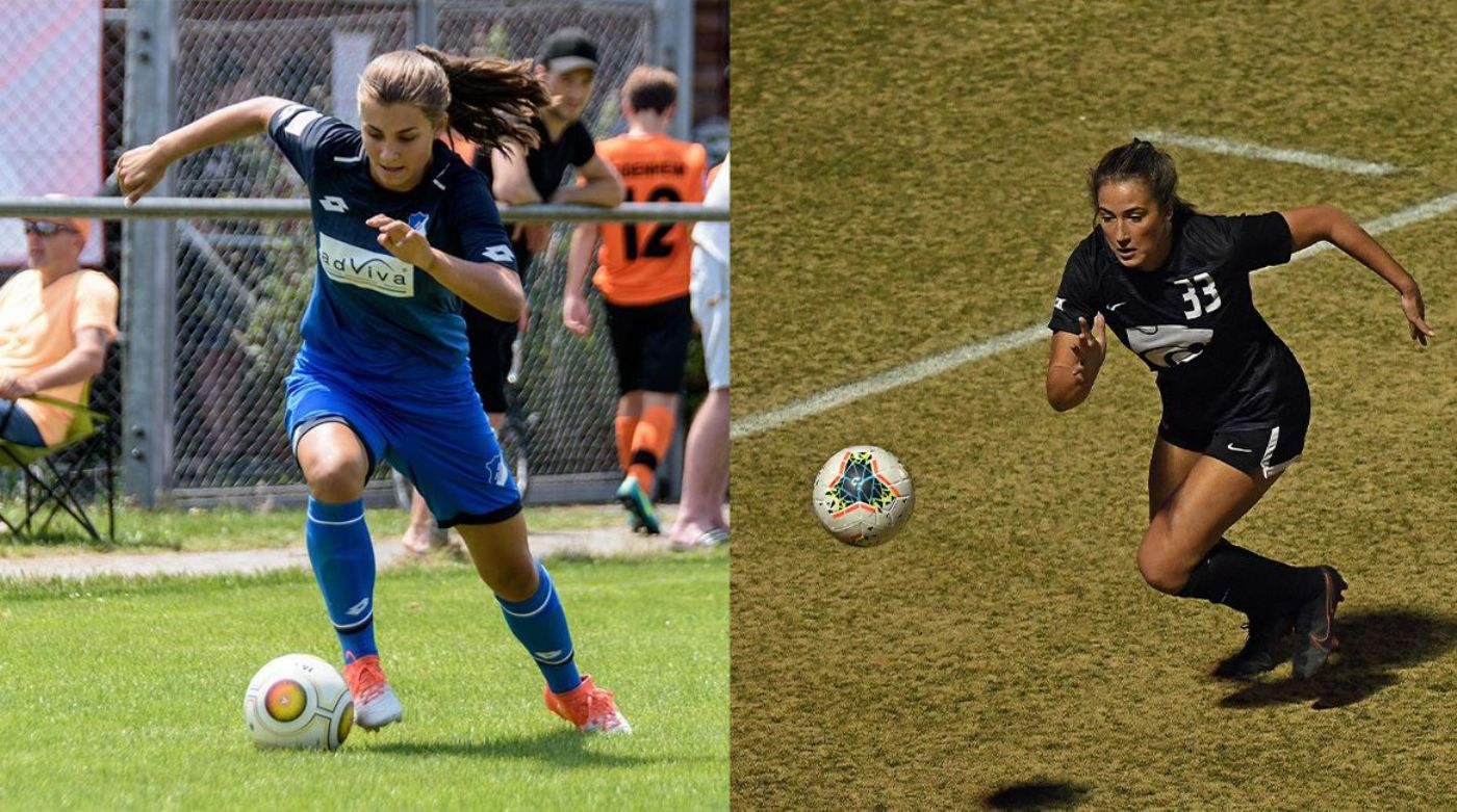 Women's Soccer Adds Two Signings to Squad