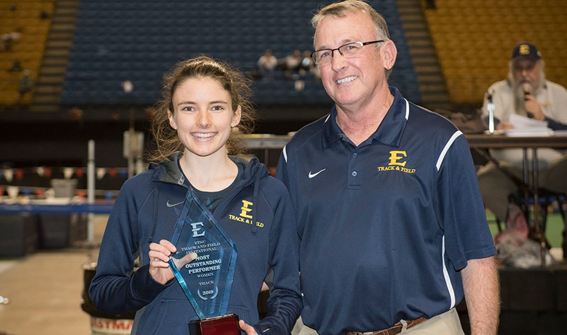 Multiple victories highlight Day Two of ETSU Track and Field Invitational