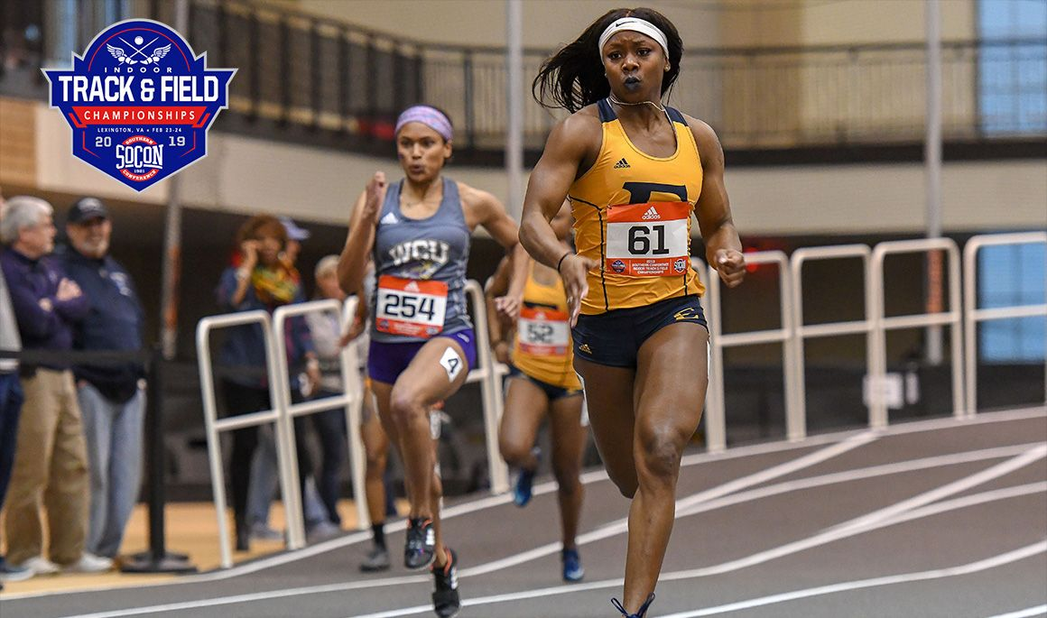 Bucs start strong at SoCon Indoor Championships
