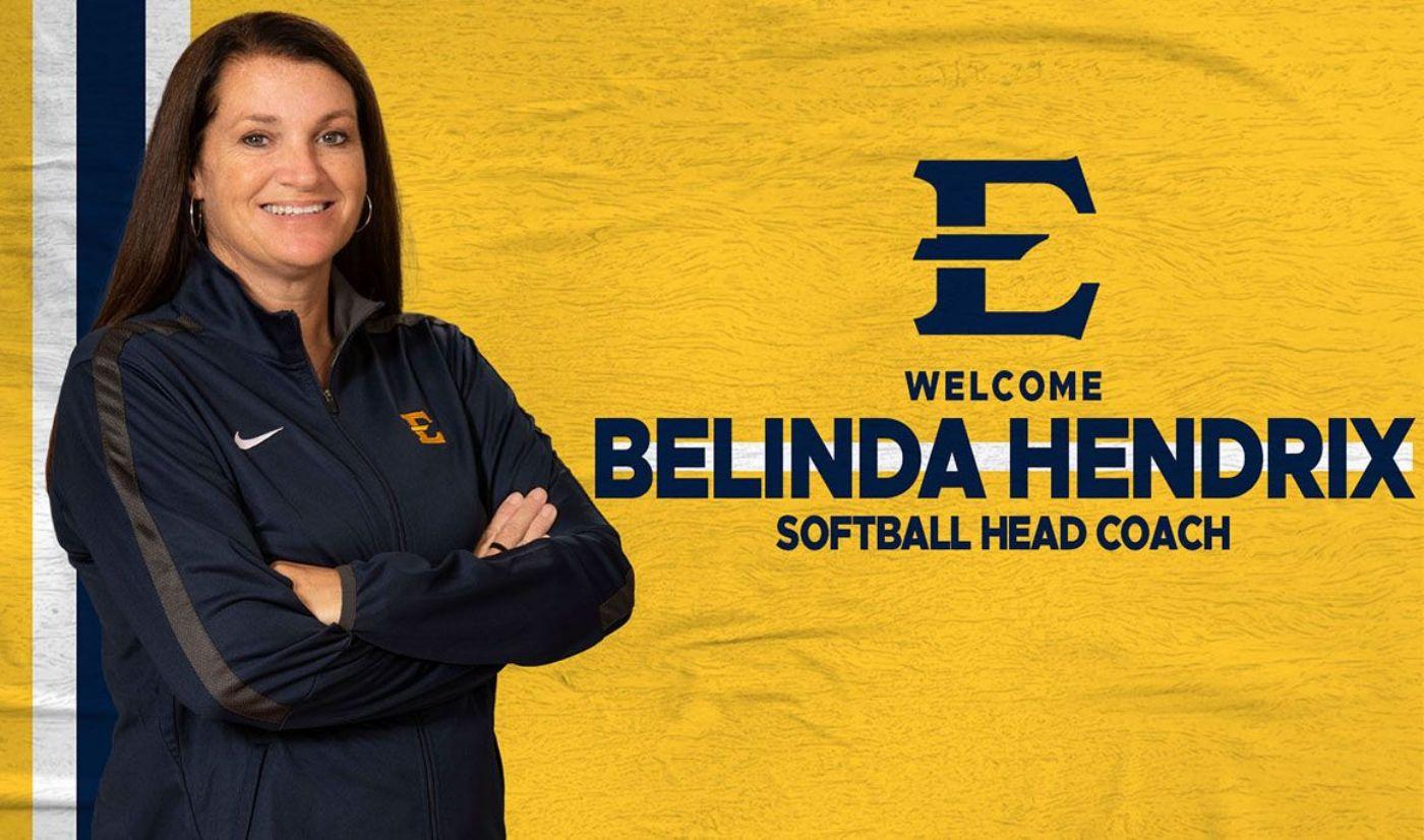 ETSU Names Belinda Hendrix as New Softball Head Coach