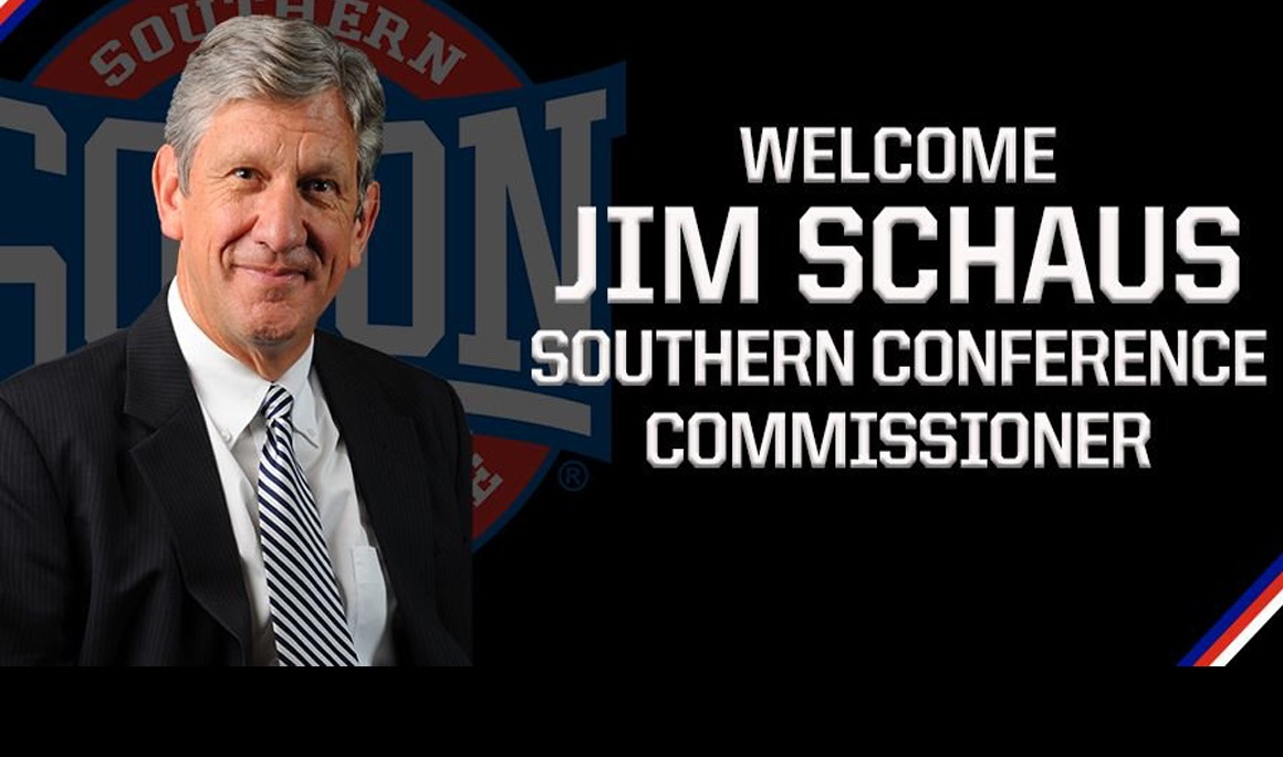 Southern Conference names Jim Schaus new commissioner