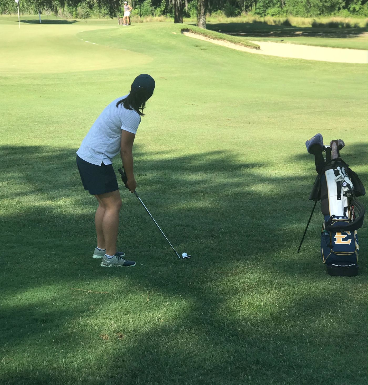 Loy Fires 73 in 2nd Round at Tallhassee