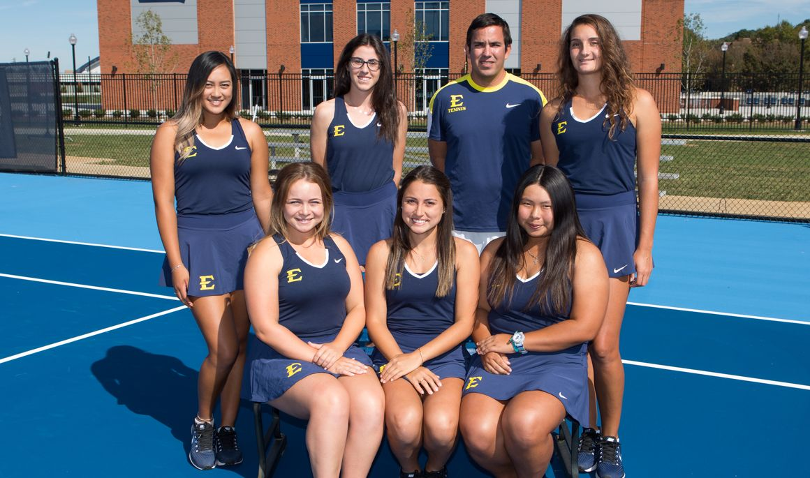 Women's Tennis opens season with three matches