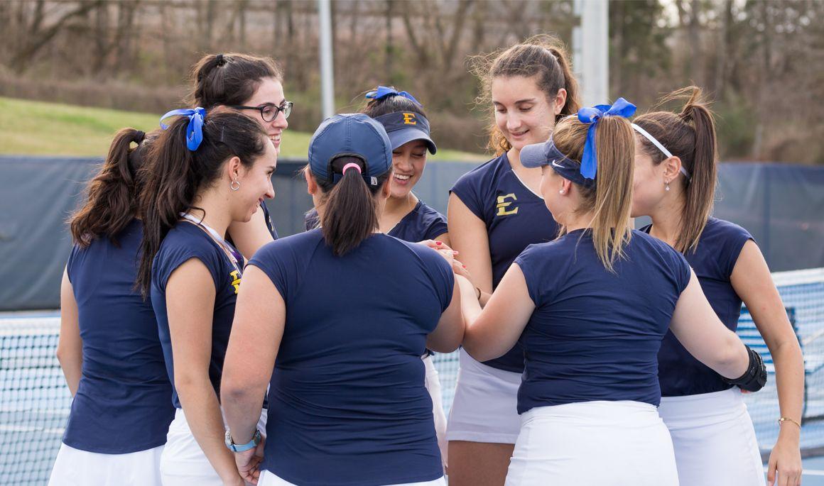 This week in ETSU women's tennis