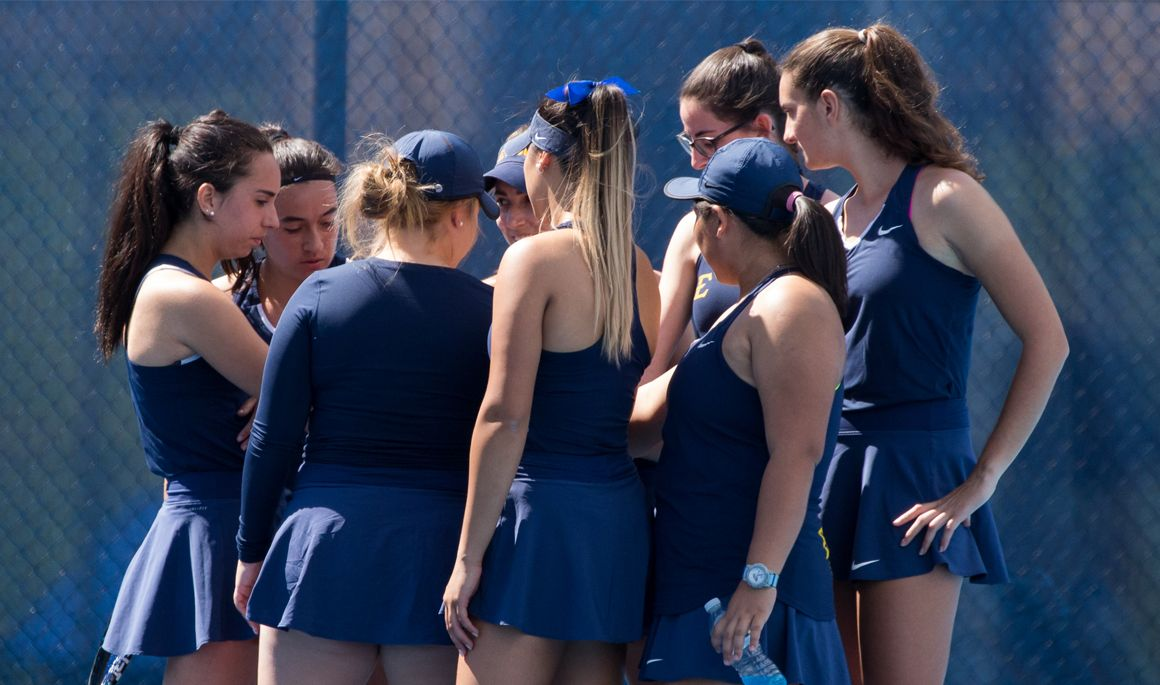 Women's tennis hosts pair of conference matches